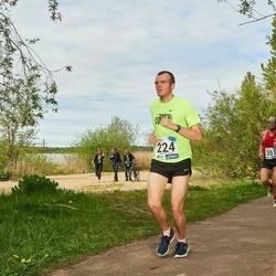 46. jooks ümber Harku järve - Kaarel Koitne (224)