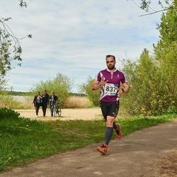 46. jooks ümber Harku järve - Kim Truija (837)