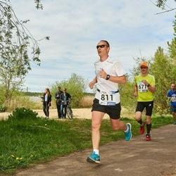 46. jooks ümber Harku järve - Lauri Toom (671), Martin Kaljumäe (811)