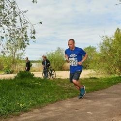 46. jooks ümber Harku järve - Kalle Klaas (219)