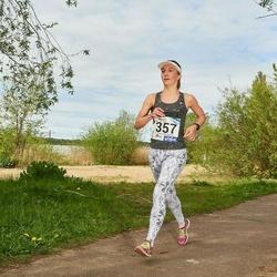 46. jooks ümber Harku järve - Kaire Matson (357)