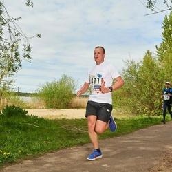 46. jooks ümber Harku järve - Ragnar Nauka (411)