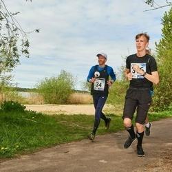 46. jooks ümber Harku järve - Anton Andres (34)