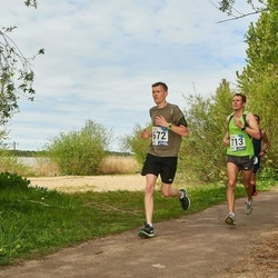 46. jooks ümber Harku järve - Raini Toom (672)