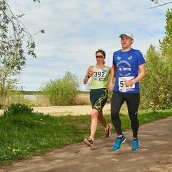 46. jooks ümber Harku järve - Merlin Mõistus (392)