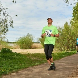 46. jooks ümber Harku järve - Raul Heinsalu (86)