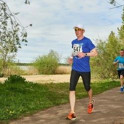 46. jooks ümber Harku järve - Heiki Roomet (547)