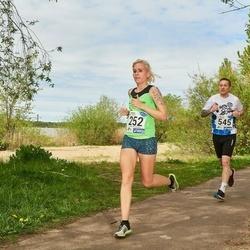 46. jooks ümber Harku järve - Kadiliis Kuiv (252)
