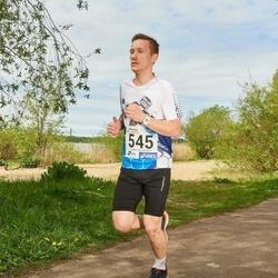 46. jooks ümber Harku järve - Martti Rooba (545)