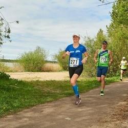 46. jooks ümber Harku järve - Kristi Kõll (271)