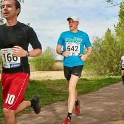 46. jooks ümber Harku järve - Martin Kalmet (166), Taavet Tammik (642)
