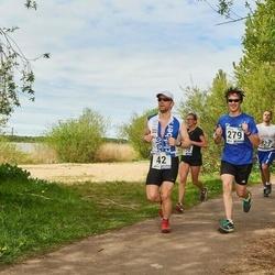 46. jooks ümber Harku järve - Antti Asi (42), Allar Laane (279)
