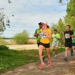 46. jooks ümber Harku järve - Merilin Treu (684)