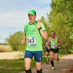 46. jooks ümber Harku järve - Ivo Kreutzvald (243)