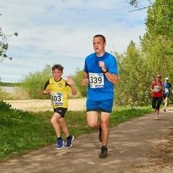 46. jooks ümber Harku järve - Kaimo Maiste (339)