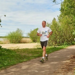 46. jooks ümber Harku järve - Raivo Sellik (591)