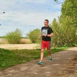 46. jooks ümber Harku järve - Mirek Paloson (452)