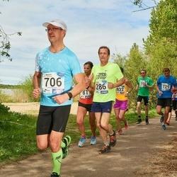 46. jooks ümber Harku järve - Jüri Laanmets (286), Andres Uusma (706)