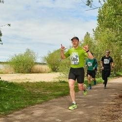 46. jooks ümber Harku järve - Alar Savastver (586)