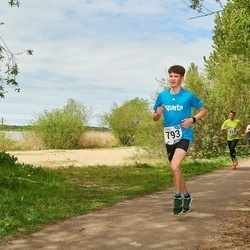 46. jooks ümber Harku järve - Henri Tops (793)