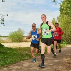 46. jooks ümber Harku järve - Renno Rehtla (4), Johannes Ütsik (780)