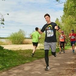 46. jooks ümber Harku järve - Aleksei Ronkel (543)