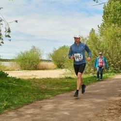 46. jooks ümber Harku järve - Priit Altpere (862)