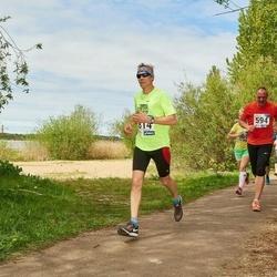 46. jooks ümber Harku järve - Aare Sepp (594), Raido Karussaar (814)