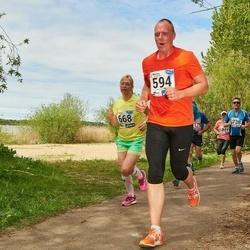 46. jooks ümber Harku järve - Aare Sepp (594)
