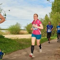 46. jooks ümber Harku järve - Kristel Turja (694)
