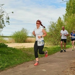 46. jooks ümber Harku järve - Stina Metsis (373)