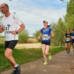 46. jooks ümber Harku järve - Liis Mõttus (394)