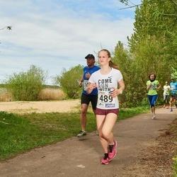 46. jooks ümber Harku järve - Helena Riin Plado (489)