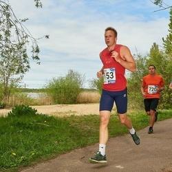 46. jooks ümber Harku järve - Kaarel Kais (153)