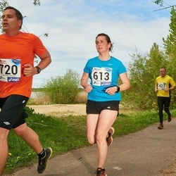 46. jooks ümber Harku järve - Anneli Soop (613)