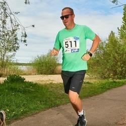 46. jooks ümber Harku järve - Argo Põldoja (511)