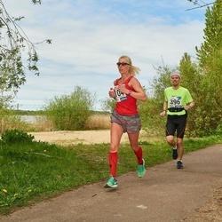 46. jooks ümber Harku järve - Merike Ilves (104), Indrek Mägi (396)