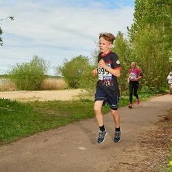 46. jooks ümber Harku järve - Rait Mägi (399)