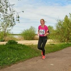 46. jooks ümber Harku järve - Kristiina Ranne (524)