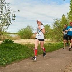 46. jooks ümber Harku järve - Kristina Kossinkova (236)