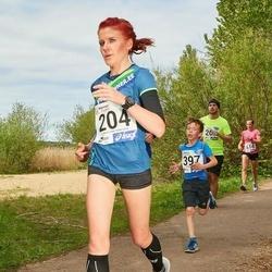 46. jooks ümber Harku järve - Liis Kilk (204)