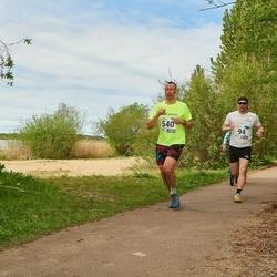 46. jooks ümber Harku järve - Raine Hirve (94), Tarmo Rikkinen (540)