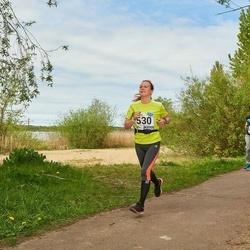 46. jooks ümber Harku järve - Anu Raun (530)
