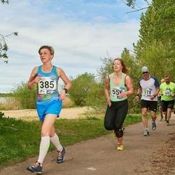 46. jooks ümber Harku järve - Kadri Mumm (385)