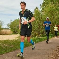 46. jooks ümber Harku järve - Marek Ivanov (105), Andri Tops (677)