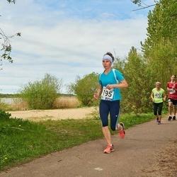 46. jooks ümber Harku järve - Liilia Kesküla (195)