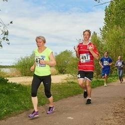 46. jooks ümber Harku järve - Ragnar Popell (497)