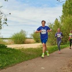 46. jooks ümber Harku järve - Gunnar Pihlak (474)