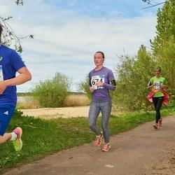 46. jooks ümber Harku järve - Mari Toome (674)