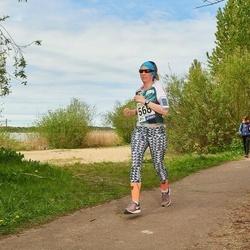 46. jooks ümber Harku järve - Elo Rüütel (568)
